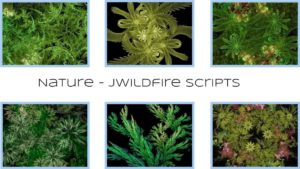 nature scripts   jwildfire by audiomonk