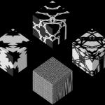 Texture Set  Tree js Supershape Starblur Taprats