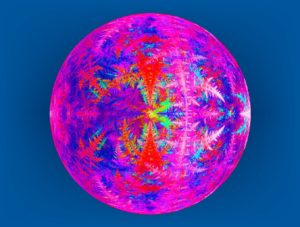 The Strange Satellite of Algorab IV