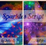 Sparkles Script Image Display