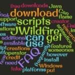 faq wordcloud