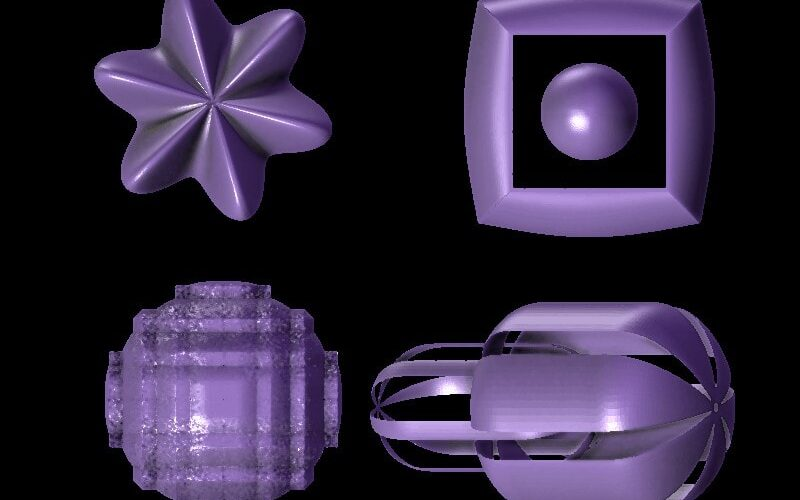 Obj Mesh Prim id0 Post Variation DB  AtoB Solid Flame Pack 1 Image