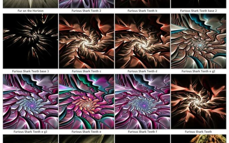 Chronological Dot Flame Pack F Image