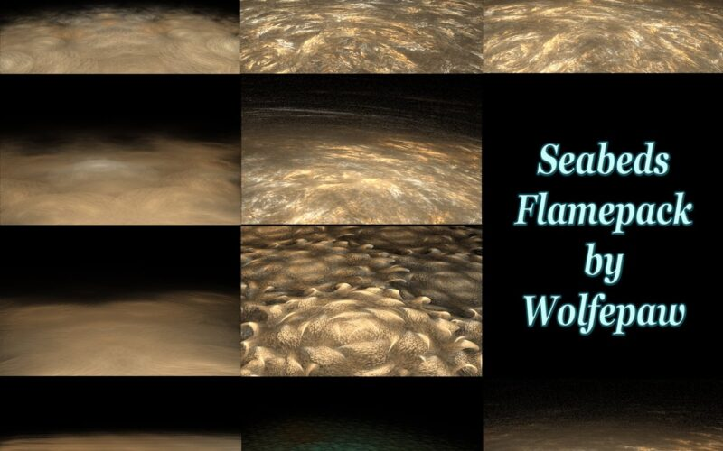 Sandy Seabeds Flamepack Image