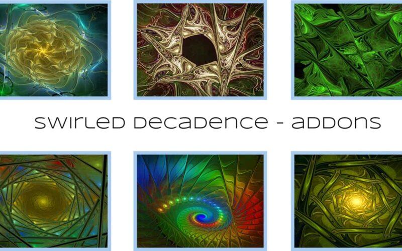 Swirled Decadence Addons Image